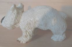 "Spirit Bear - Day 11 - 3"" high"