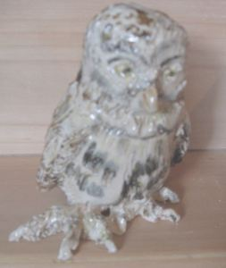 "Owl - Day 10 - 4"" high"