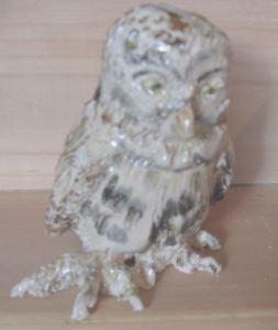 "Owl - Day 10 - 4"" high"