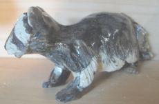 "Raccoon - Day 20 - 6 "" long"