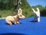 Rabbit Miniature - Link to Pendants on ETSY