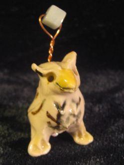 Owl Pendant - Charm
