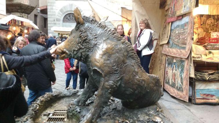 Wild Hog Bronze