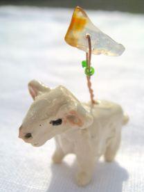 Sheep Tree Ornament