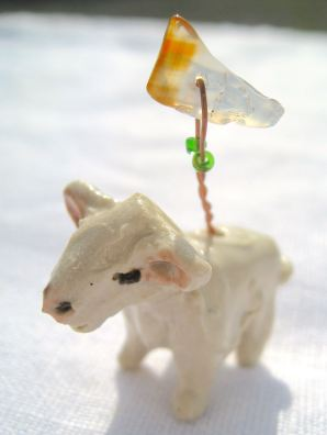 Sheep Tree Ornament